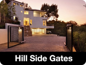hill side gates los angeles