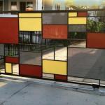 Piet Mondrian Gate