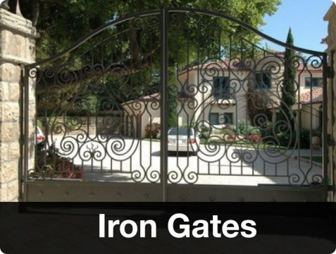 Iron Gates Los Angeles