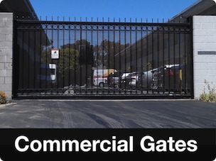 commercial gates los angeles