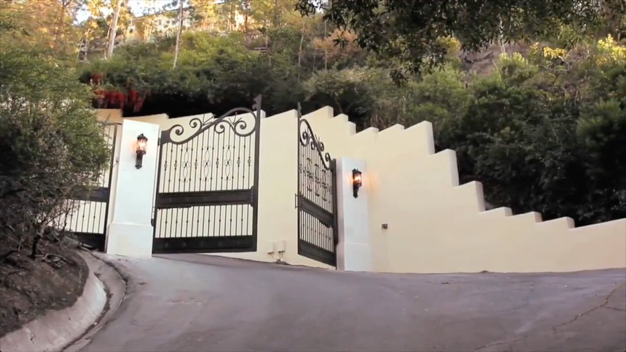 Wrought Iron Gate by Gates Los Angeles