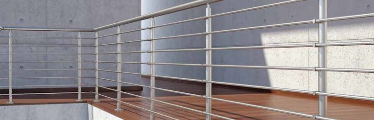 Alumindor Aluminum Railing